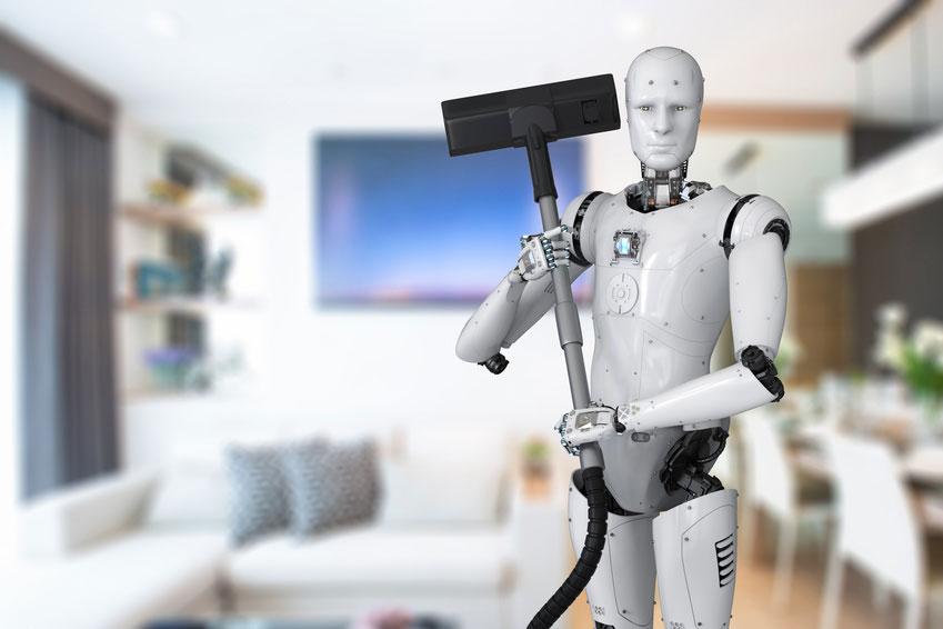 Zukunft der Haushaltsroboter